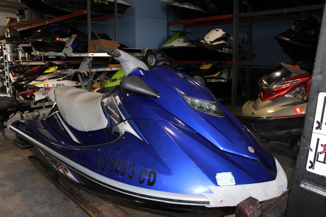Florida Jet Skis - Yamaha Personal Water Craft Inventory
