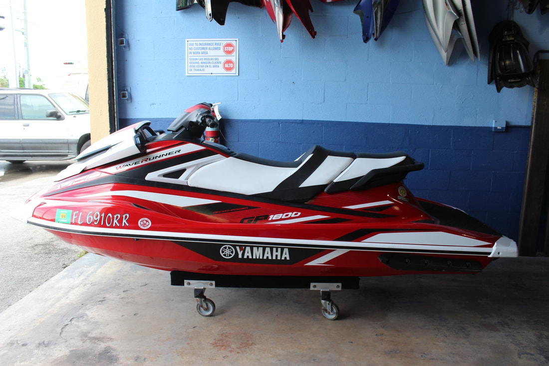 Florida Jet Skis - Yamaha Personal Water Craft Inventory